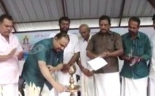 Renovation of Valakkavu Achankunnu Shri MahaVishnu Temple inaugurated by Dr Sundar Menon