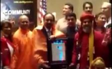 Lotus Of World Peace Award
