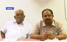 Dr Sundar Menon Inaugurating Thrissur Elephant Owner's Federation Special Meeting