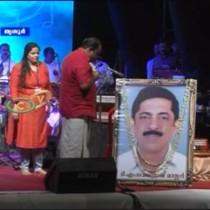 Dr Sundar Menon Felicitated By Swaram Assocation