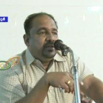 Dr Sundar Menon Addressing At A Reminiscence Function Of Ex Elephant Owner Late Cl Davis Held At Thrissur Koustubam Auditorium
