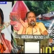 Dr Sundar Menon Receiving Maanava Mythri Award