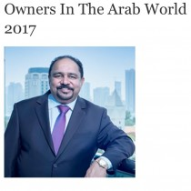 Forbes Magazine Top Indian Leaders in the Arab World 2017