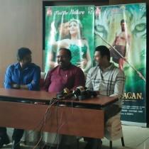 Dr Sundar Menon at Vanamagan Press Conference