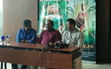 Dr Sundar Menon at Vanamagan Press Conference