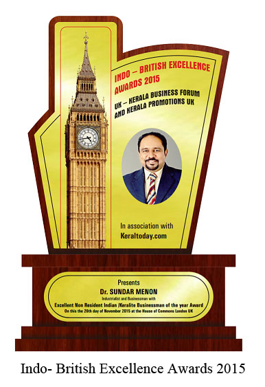 Indo_ British Excellence Award